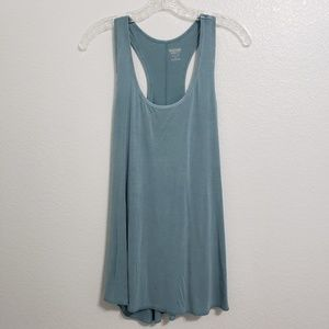 Mossimo Supply Co | Muted Blue Flowy Tank
